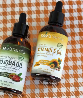 how to use natural oils featuring edens semilla oils