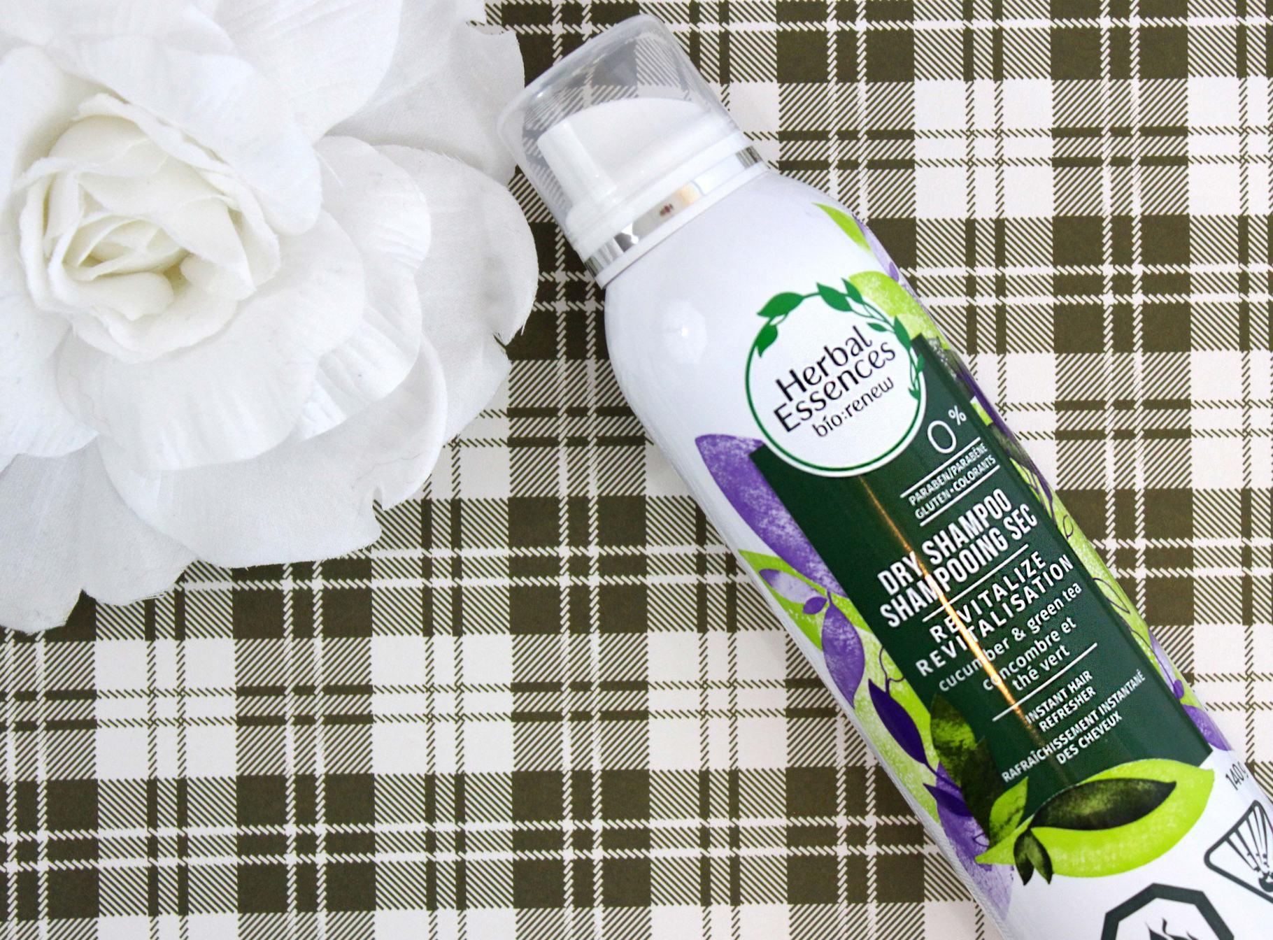 Herbal Essences Bio:Renew Dry Shampoo | Review