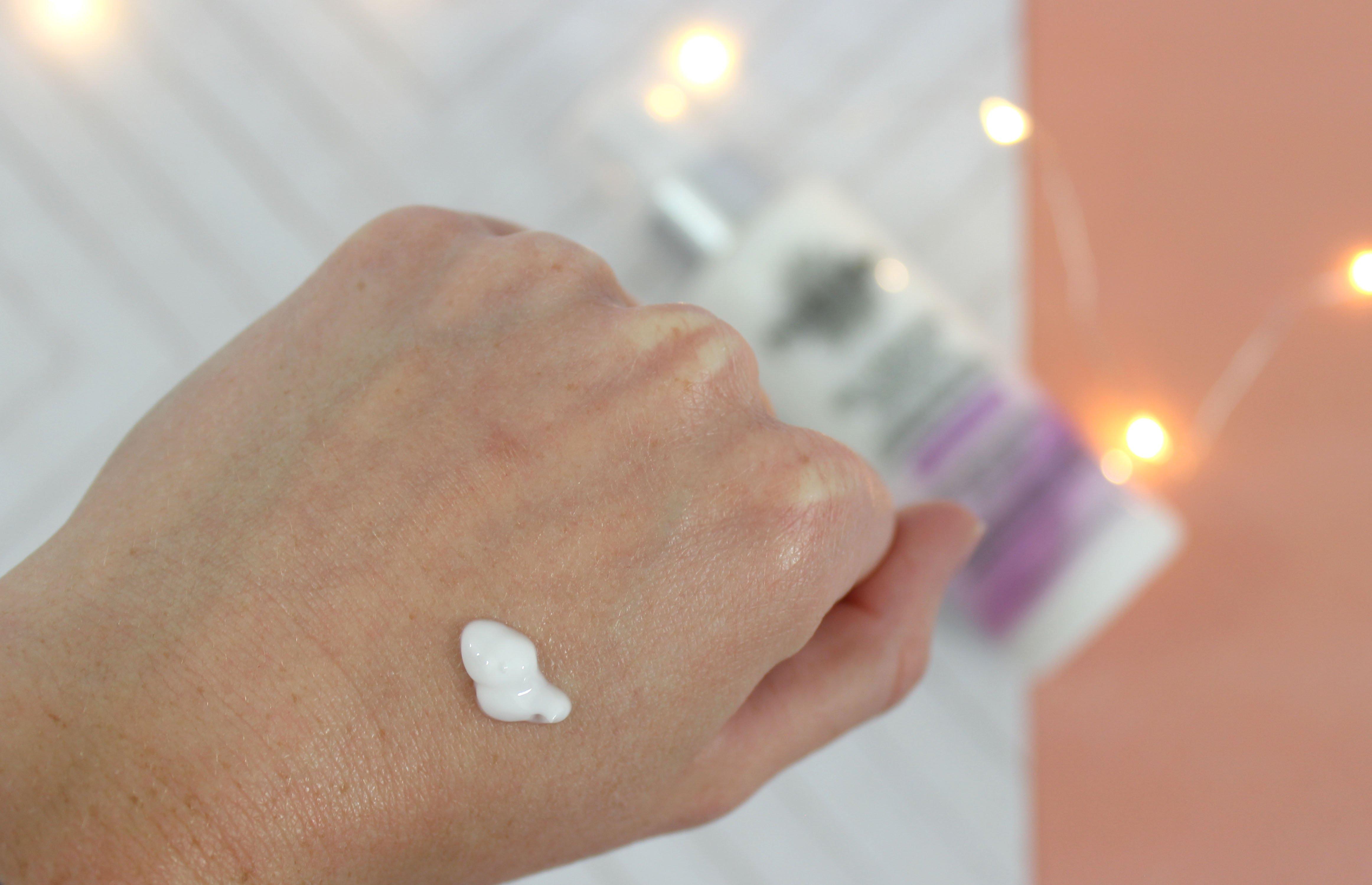 penny lane organics ultra hydrating moisturizer swatch