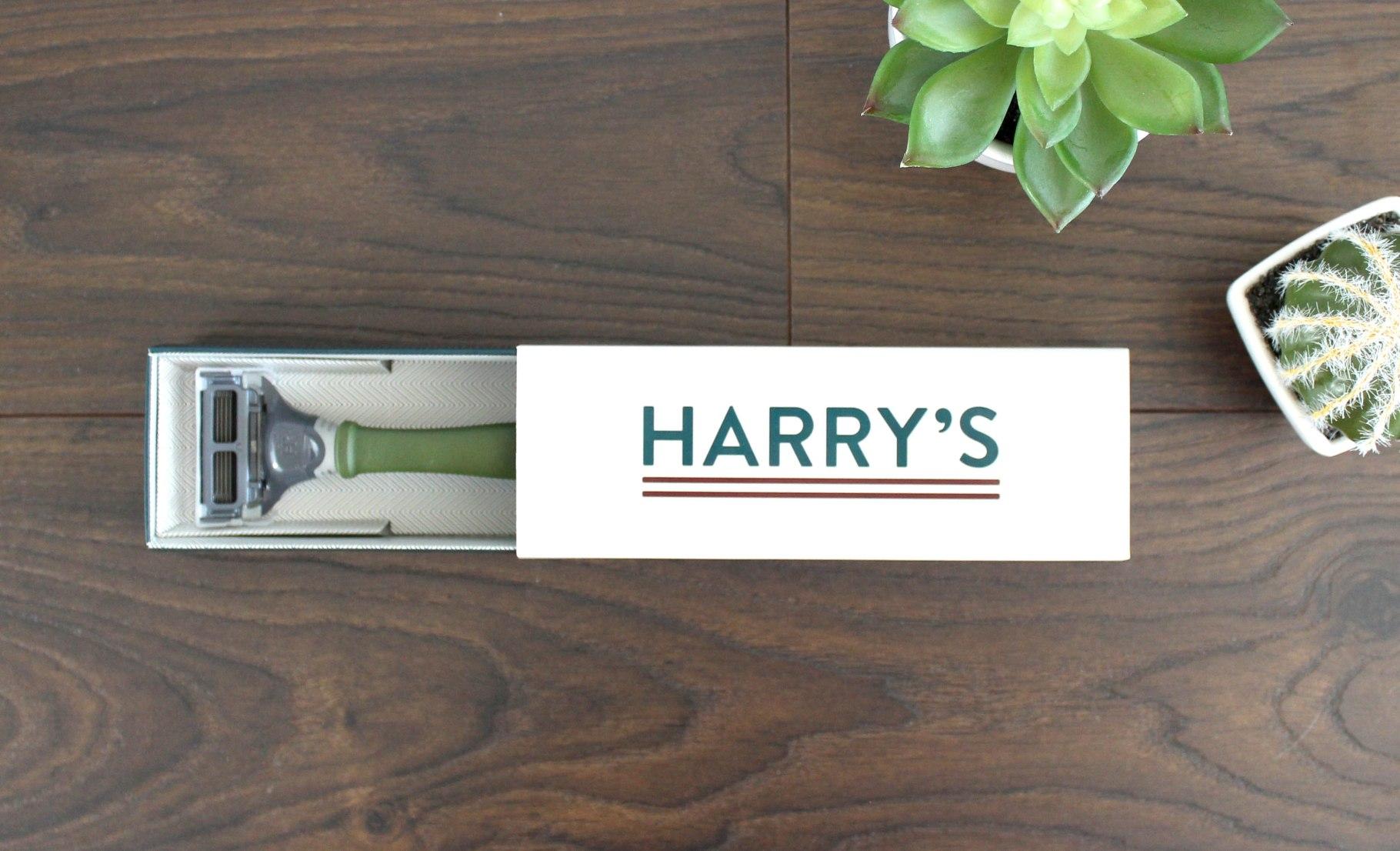 Harry's Truman Razor Set Review