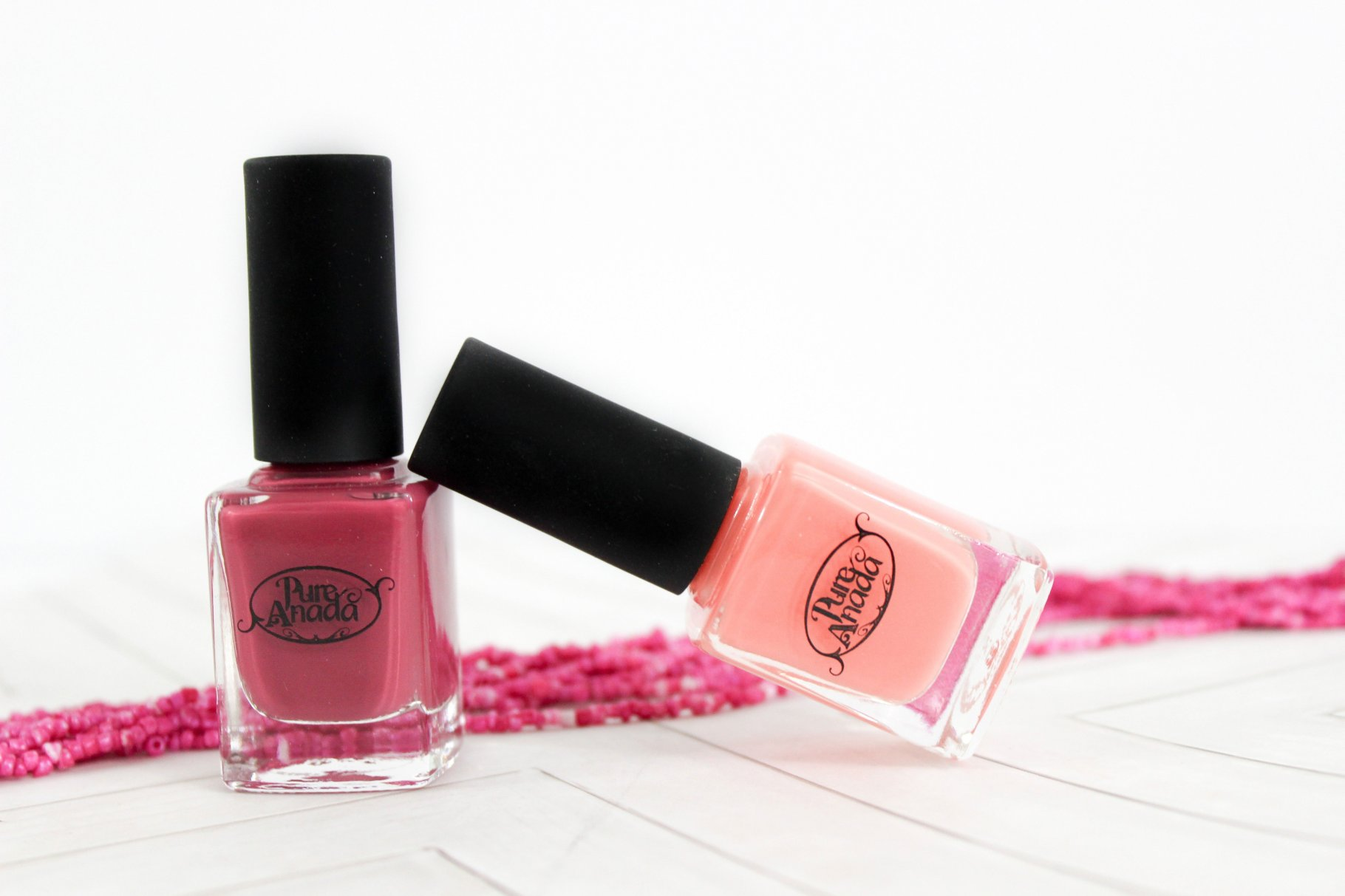Pure Anada Five-Free Nail Polish | Review