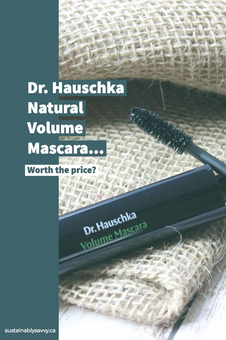 Dr. Hauschka volume mascara worth the price
