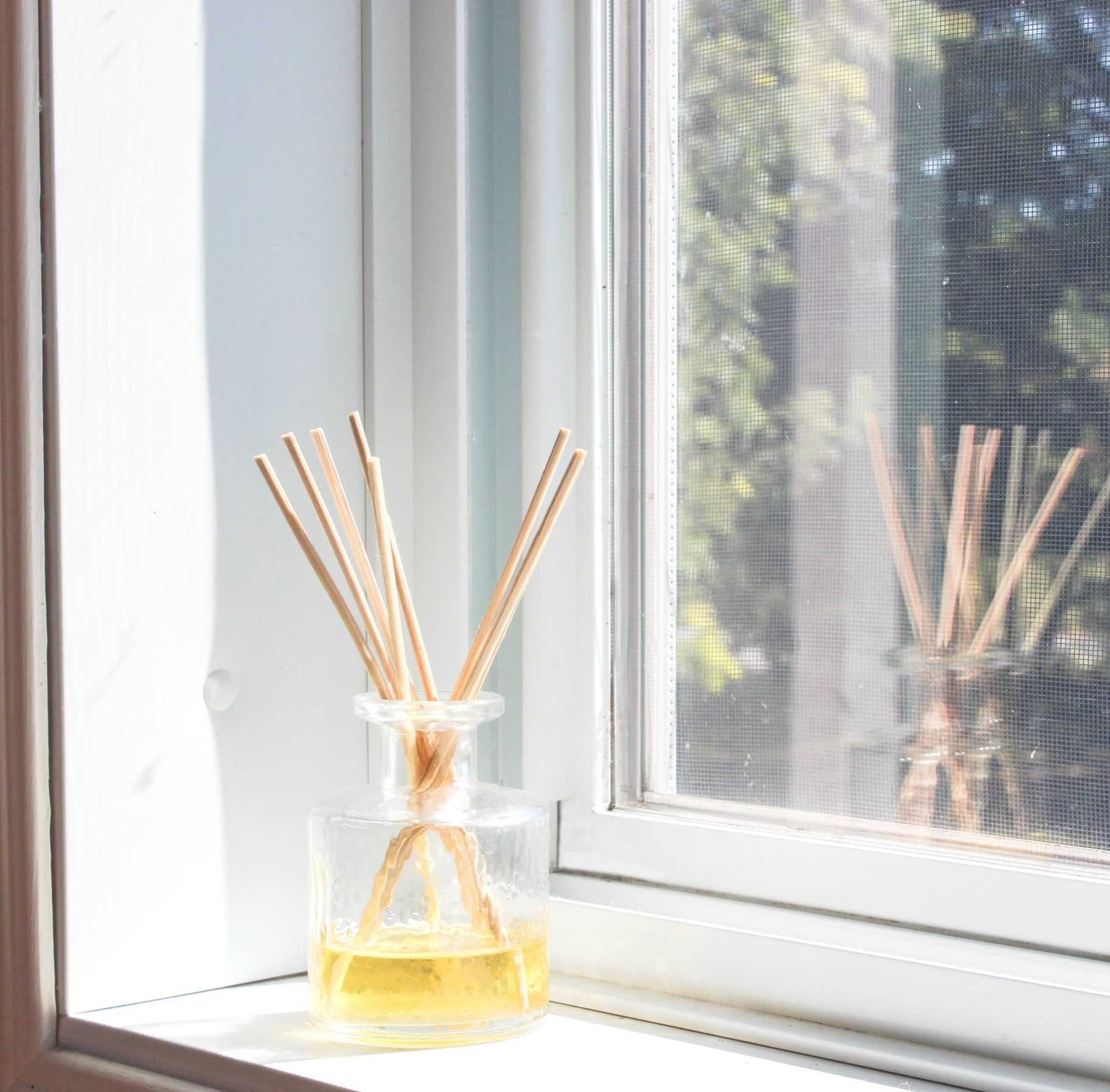 HOME MADE REED DIFFUSER