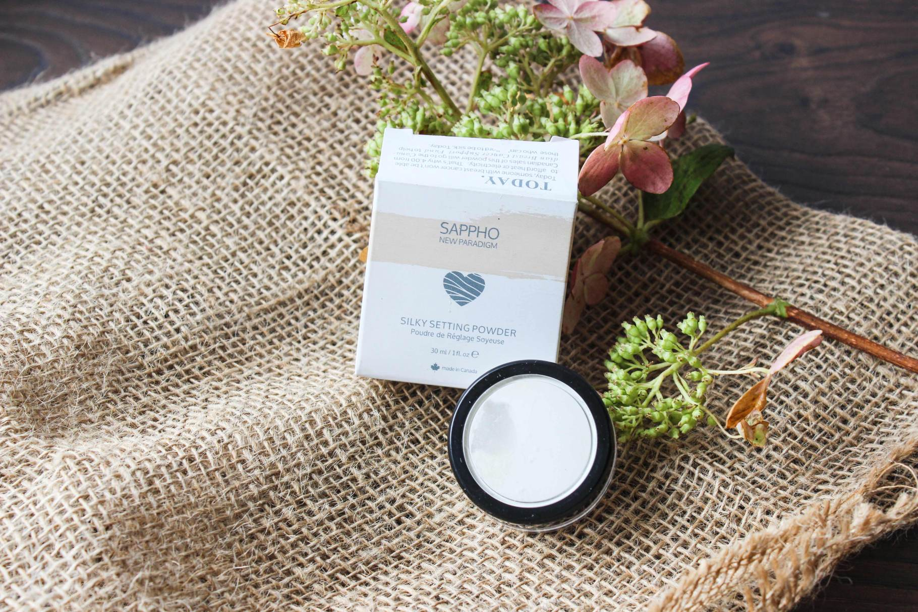 Sappho New Paradigm Setting Powder | Review