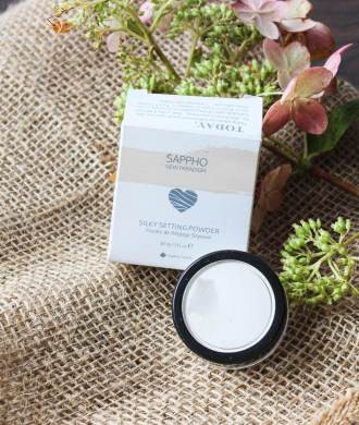 SAPPHO NEW PARADIGM SILKY SETTING POWDER REVIEW