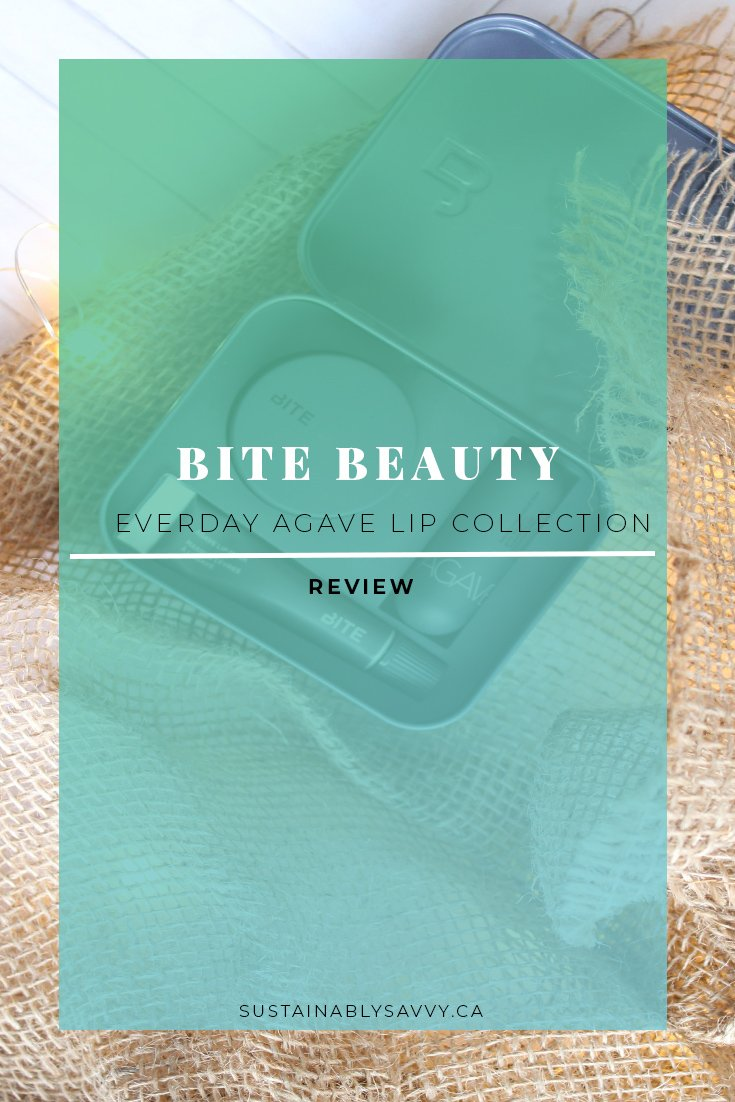 BITE EVERDAY AGAVE LIP COLLECTION