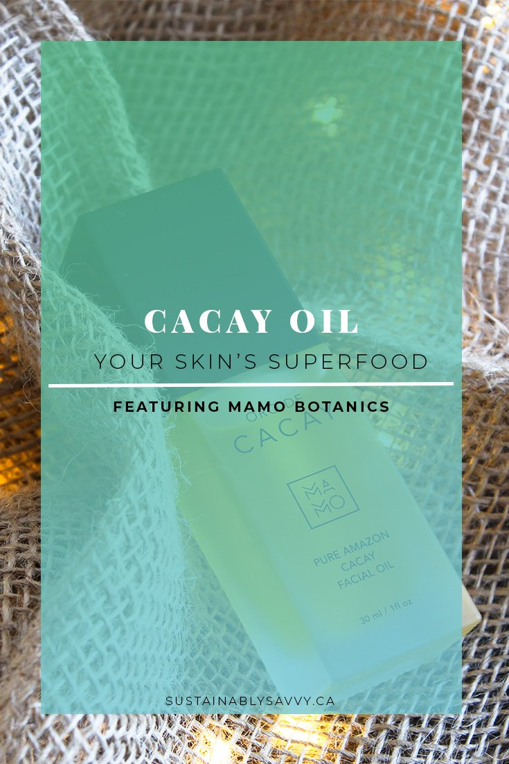 CACAY OIL BENEFITS