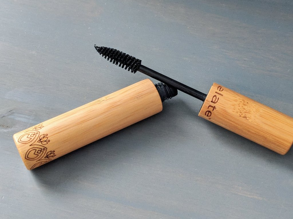 elate cosmetics zero waste mascara brush