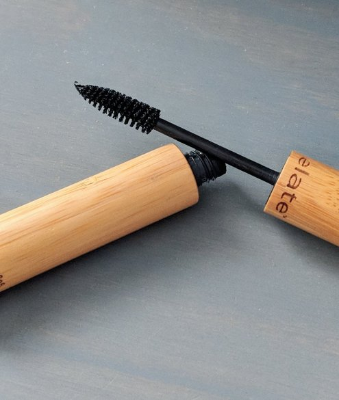 elate cosmetics zero waste mascara brush