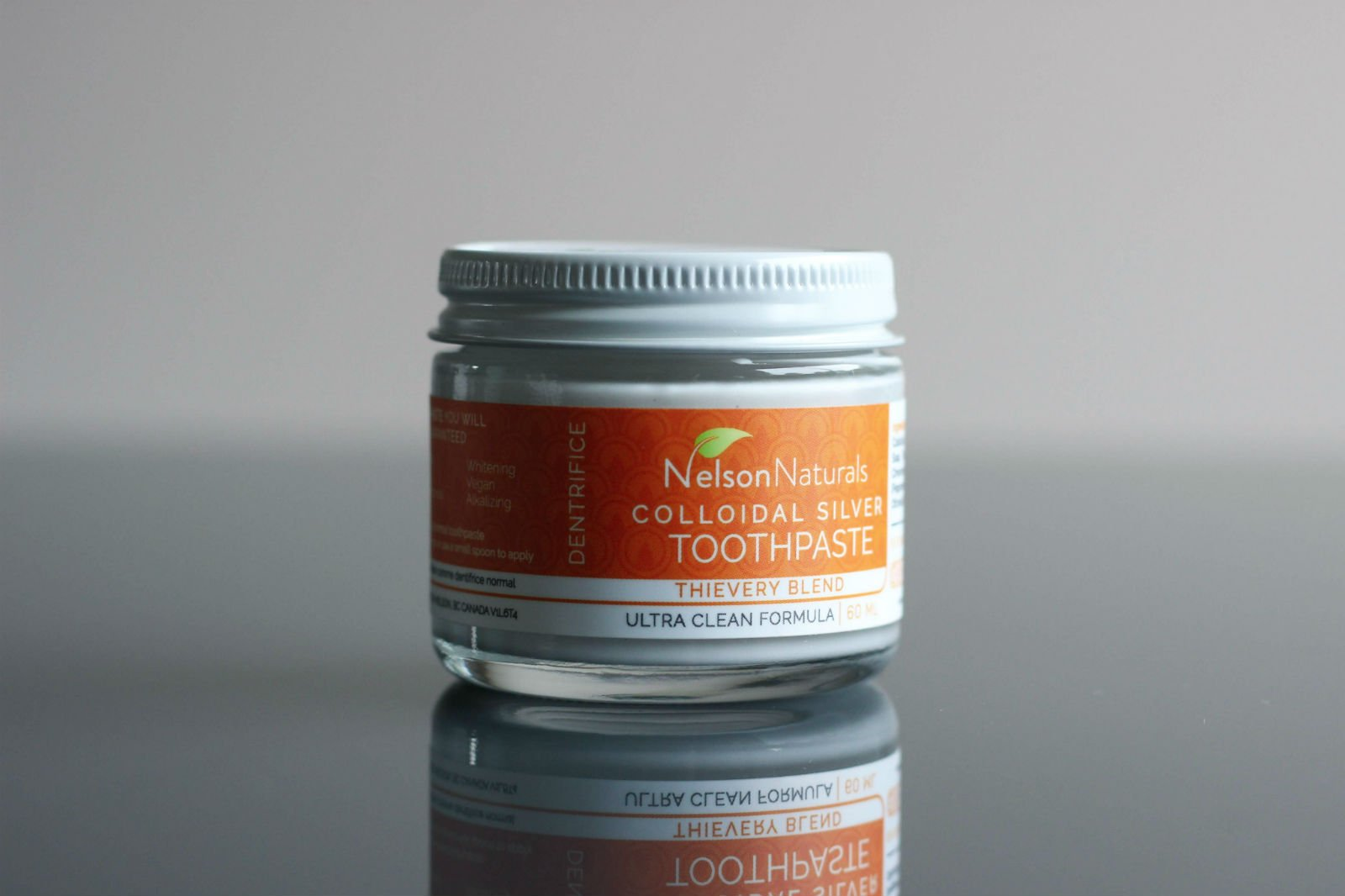 Nelson Naturals Zero Waste Toothpaste Review