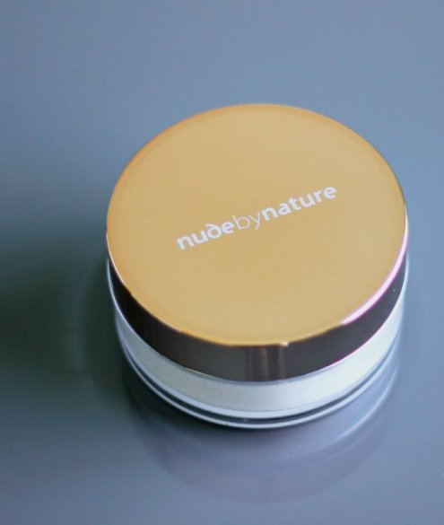 Nude by Nature Loose Setting Powder Review