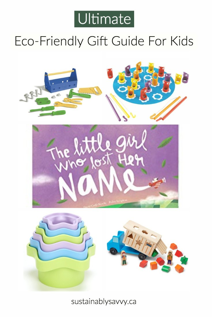 Ultimate Eco-Friendly Gift Guide for Kids