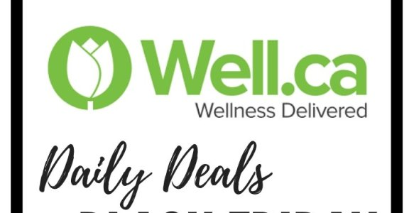 Well.ca Daily Deals + Black Friday Sale | My Selections