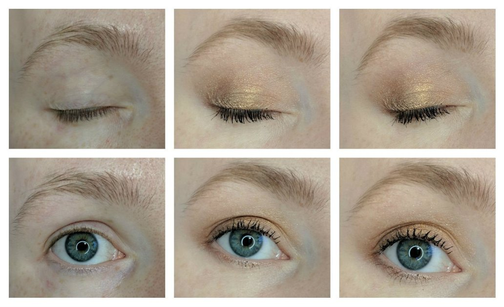 lily lolo mascara swatches