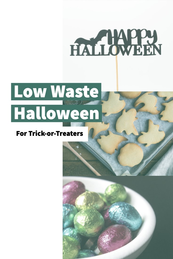Low Waste Halloween Candy | Zero Waste Journey