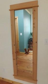 Reclaimed Wood Frames | sustainably sheltered