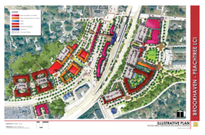 Brookaven MARTA Redevelopment Plan brookhavenpost.co