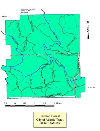 Dawson Forest - City of Atlanta Tract gfc.state.ga.us