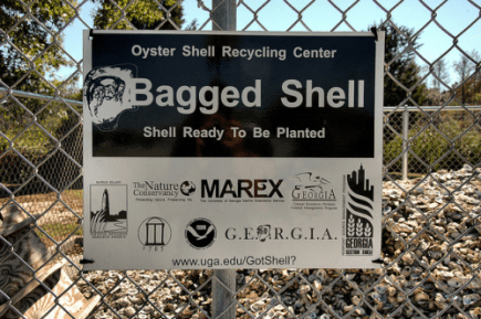 http://vanishingcoastalgeorgia.com/2011/10/28/oyster-shell-recycling-program/
