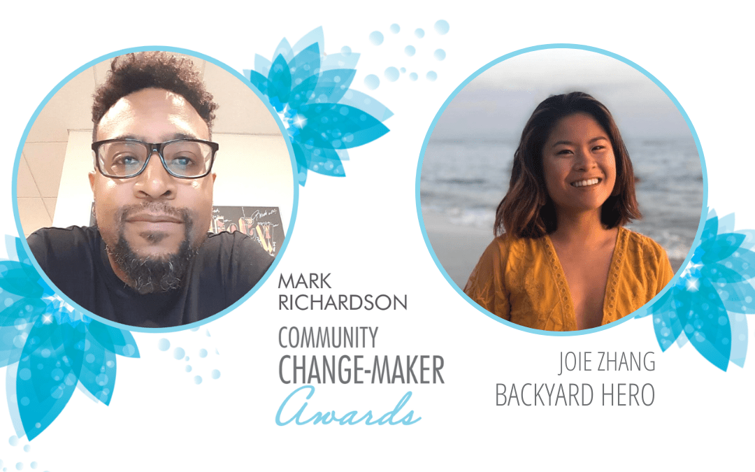 Community Shares of Wisconsin honors Mark Richardson & Joie Zhang