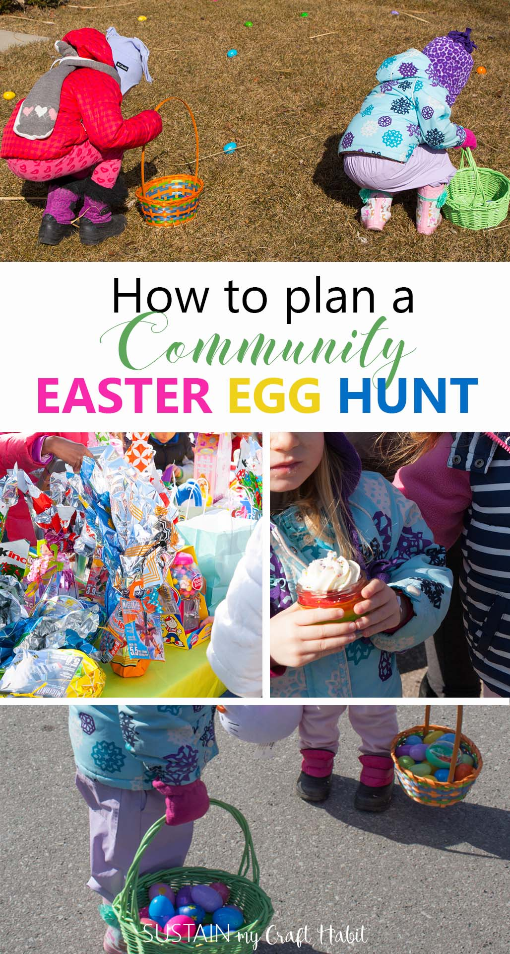 how to plan a community event