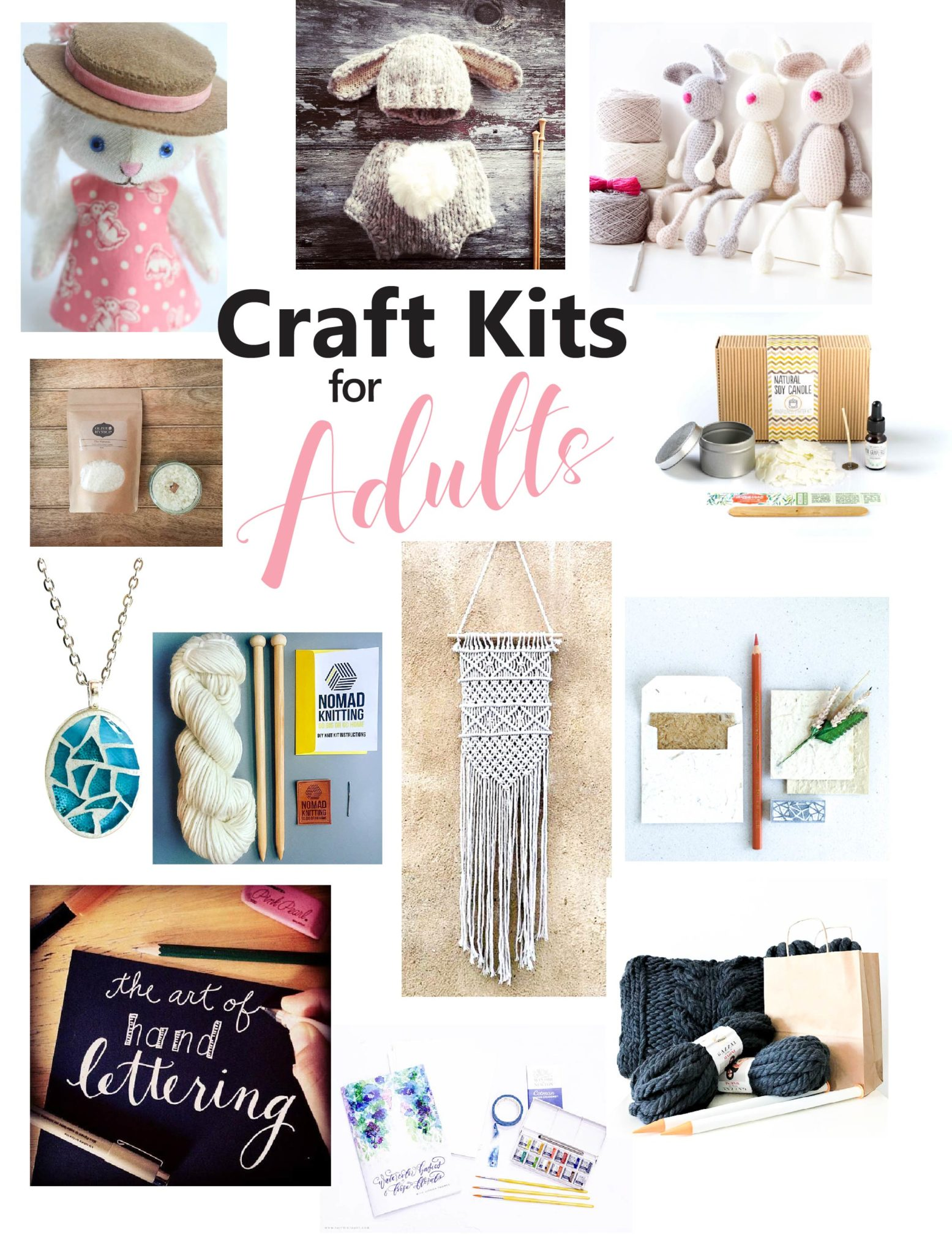 25 Of The Best Craft Kits For Adults Sustain My Craft Habit
