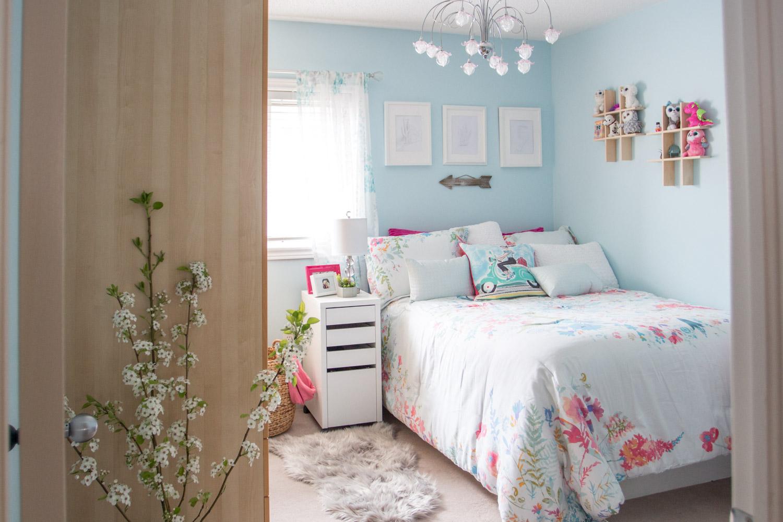 Tween Bedroom Ideas in Teal and Pink MyColourJourney
