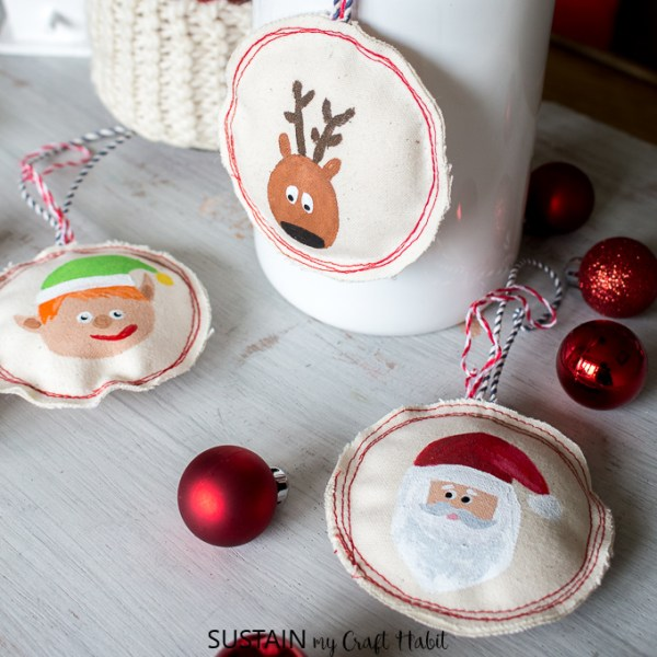 christmas ornaments sewing # 71