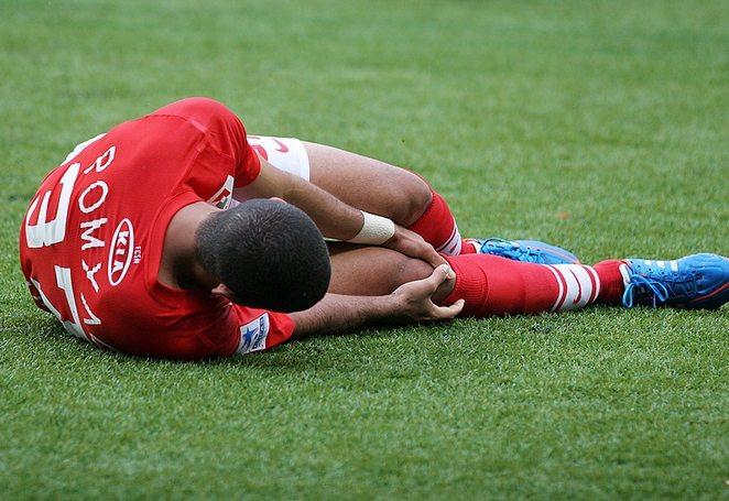 Какие могут быть травмы колена. Ушиб или самая распространенная травма колена