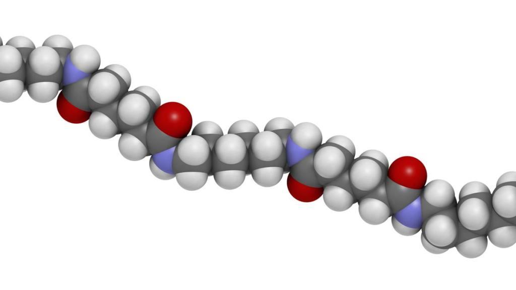Nylon polymer chemistry chain