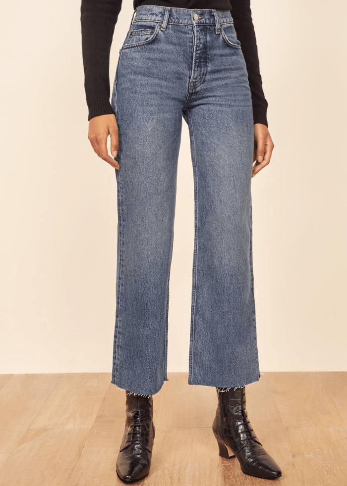 Jeans from Reformation