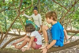 6. Desenvolver habilidades motoras: A Yoga melhora o equilíbrio e estabilidade, e desenvolve a coordenação. Ao desenvolver habilidades motoras, as crianças têm um maior sentido de espaço físico e espaço-temporal.