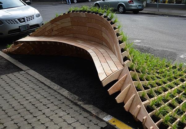 Lift  mobilirio urbano ecolgico  SustentArqui