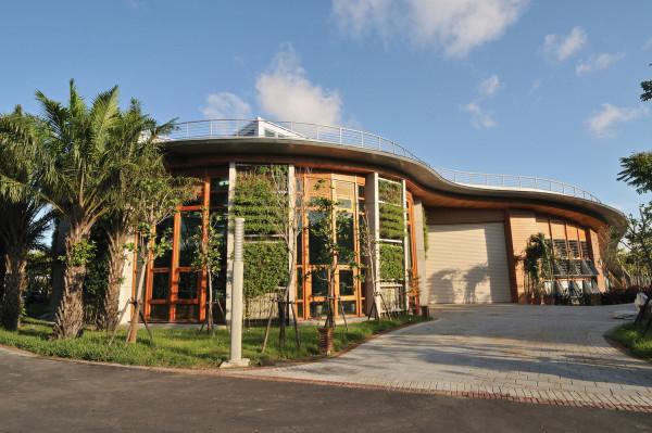 Arquitetura sustentável e alta tecnologia
