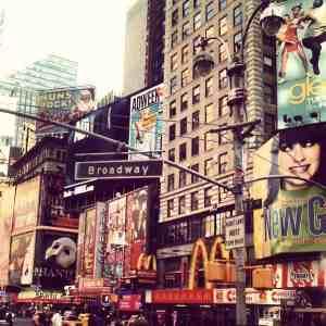 Make it on Broadway