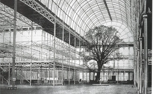 Significance Of The Palm House And The Crystal Palace