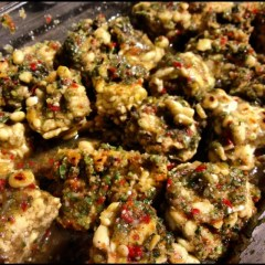 Tempeh in Marinade