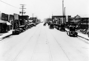 Elm Street 1920's