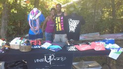 Urban Poetry Style always representing with Purpoz T's and no-sew garments