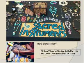 Sacred Instruments Jewelry