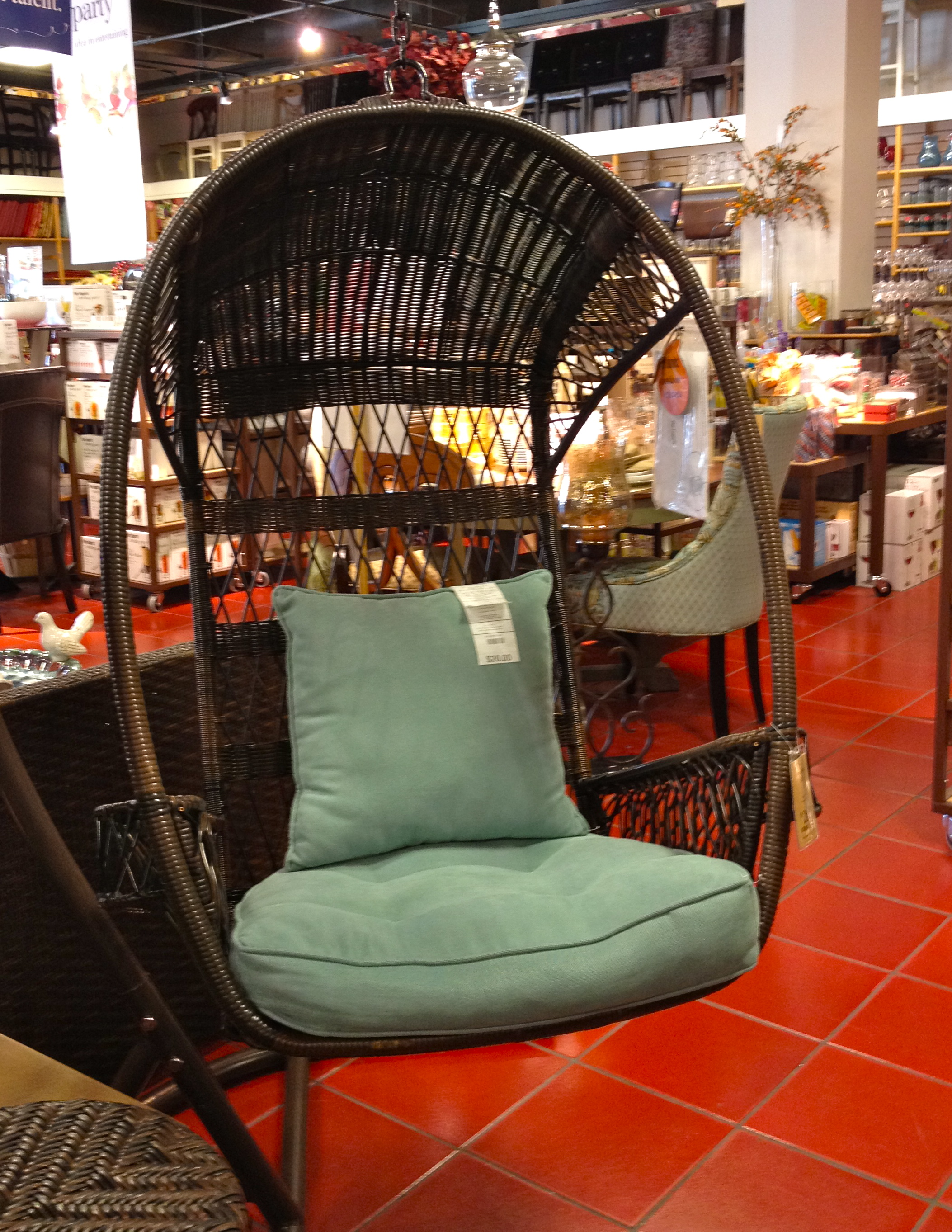 Pier 1 Swing Chair Fabulous Finds Left Behind Susy Home Maker