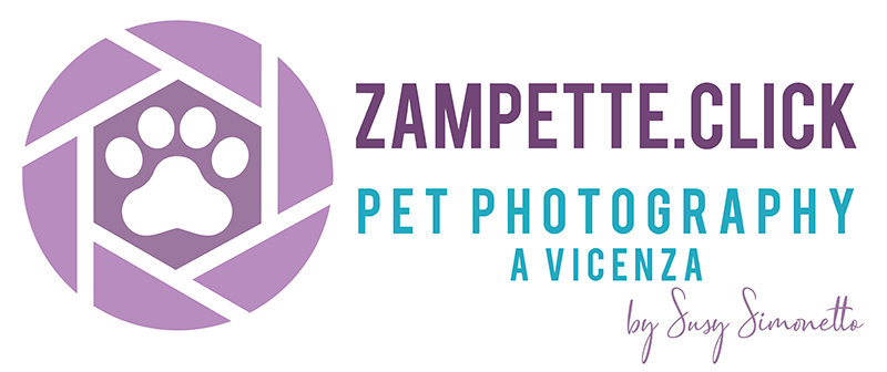 zampette.click - pet photography Vicenza - logo
