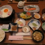にごり湯の宿 赤城温泉ホテル④食事