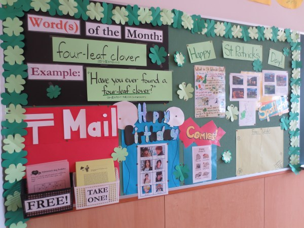 St. Patrick Day Middle & Elementary
