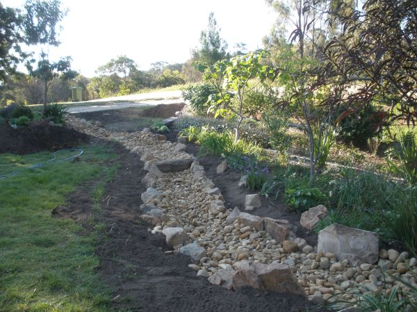 dry river bed update gippsland