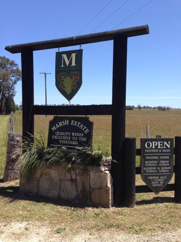 marsh estate