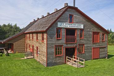 Sutherland Steam Mill