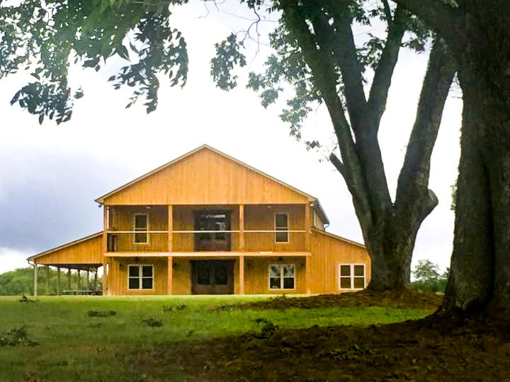 Sutherlin Barn
