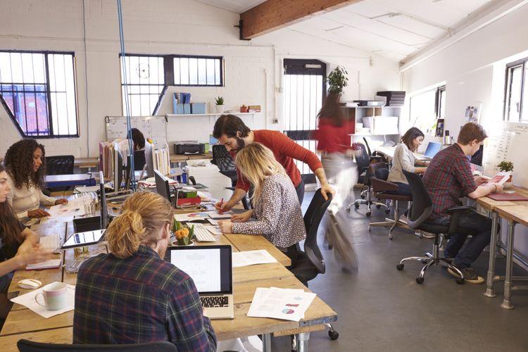 Kelebihan dan Kelemahan Kantor dengan Ruangan Terbuka