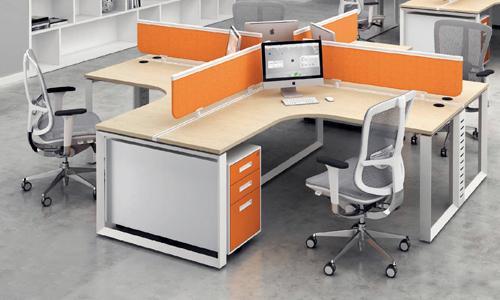 Pengaruh Besar Furniture Kantor Terhadap Produktivitas Kerja